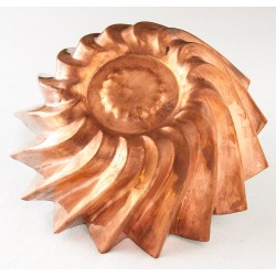 Kreamer Copper Mold